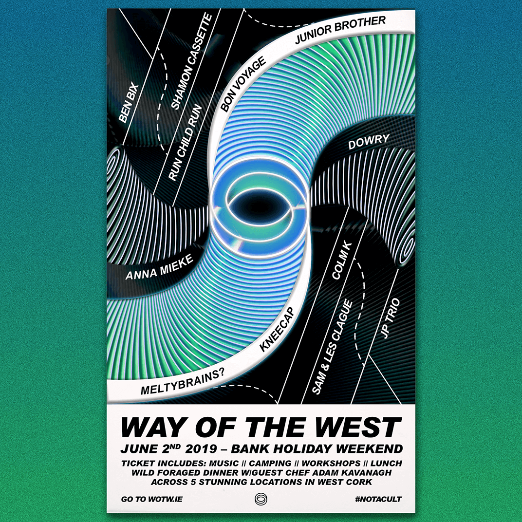 Way of the West Poster 1